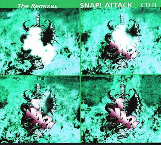 Snap! альбом Attack - The Remixes (Part 2)