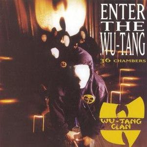 Wu-Tang Clan альбом Enter The Wu-Tang