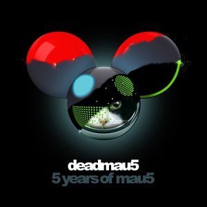 deadmau5 альбом 5 Years of mau5