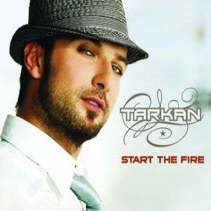Tarkan альбом Start The Fire