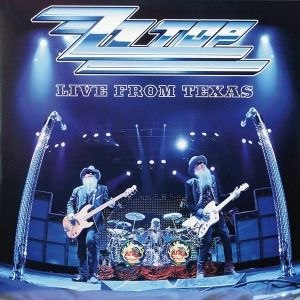 ZZ Top альбом Live From Texas