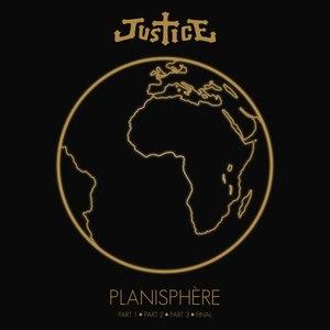 Justice альбом Planisphère