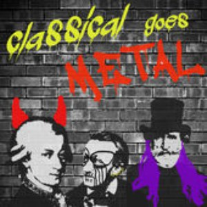 Epica альбом Classical Goes Metal: Metal Covers of Classical Songs by Epica and Therion from Carmina Burana, Pirates of the Caribbean, Star Wars, Mozart, Dvorak, Verdi, Spiderman & More