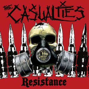 The Casualties альбом Resistance
