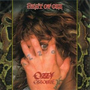 Ozzy Osbourne альбом Best of Ozz