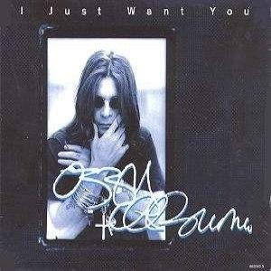 Ozzy Osbourne альбом I Just Want You