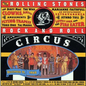 The Rolling Stones альбом The Rolling Stones Rock and Roll Circus