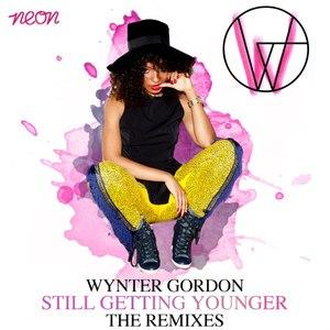 Wynter Gordon альбом Still Getting Younger (The Remixes)