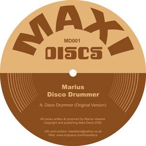 Marius альбом Disco Drummer