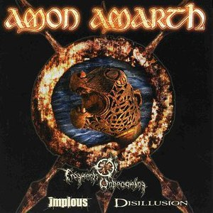 Amon Amarth альбом Fate Of Norns Release Shows