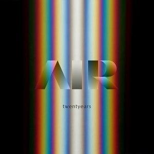 Air альбом Twentyears