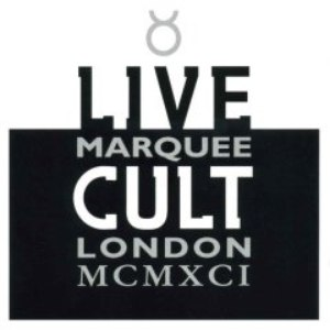 The Cult альбом Live Cult - Marquee London Mcmxci