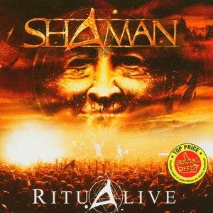 shaMan альбом Ritual Live
