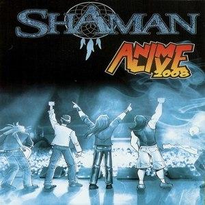 shaMan альбом Anime Alive