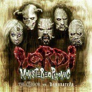 Lordi альбом Monstereophonic (Theaterror vs. Demonarchy)