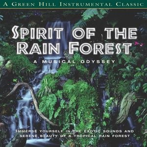 David Arkenstone альбом Spirit Of The Rainforest
