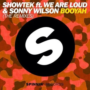Showtek альбом Booyah (The Remixes)
