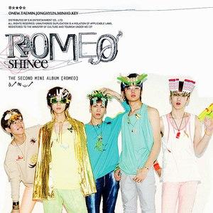 SHINee альбом ROMEO