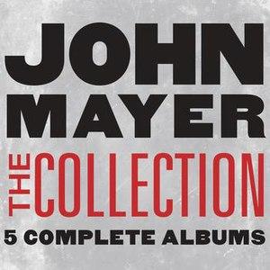 John Mayer альбом The Collection