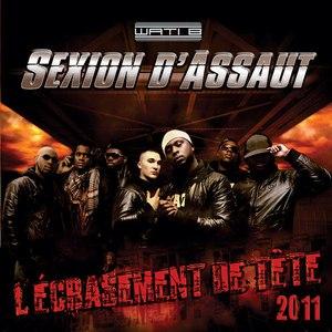 Sexion D'assaut альбом L'écrasement de Tête 2011