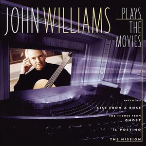 John Williams альбом John Williams Plays the Movies