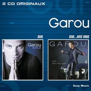 Garou альбом Seul / Seul Avec Vous (Coffret 2 CD)