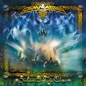 Gamma Ray альбом Skeletons In The Closet