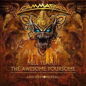 Gamma Ray альбом Hell Yeah