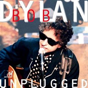 Bob Dylan альбом MTV Unplugged
