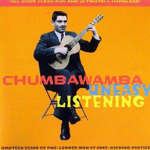 Chumbawamba альбом Uneasy Listening