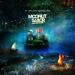 Moonlit Sailor альбом We Come From Exploding Stars