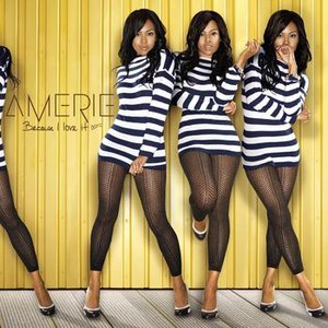 Amerie альбом Because I Love It - iTunes Exclusive