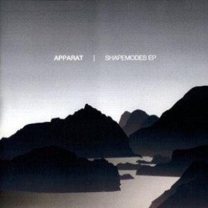 Apparat альбом Shapemodes EP