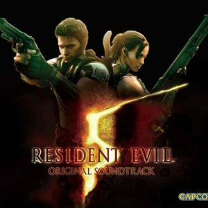 Kota Suzuki альбом Resident Evil 5 (Original Soundtrack from the Video Game)
