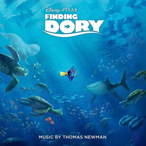 Thomas Newman альбом Finding Dory (Original Motion Picture Soundtrack)
