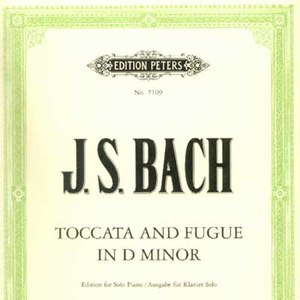 Johann Sebastian Bach альбом Toccata and Fugue in D Minor