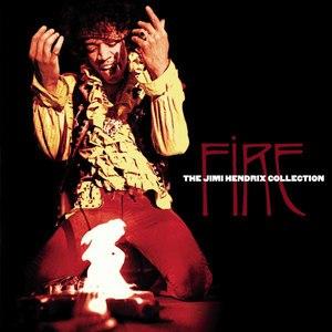 Jimi Hendrix альбом Fire: The Jimi Hendrix Collection