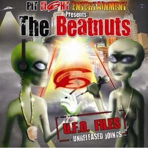 The Beatnuts альбом U.F.O. Files Unreleased Joints