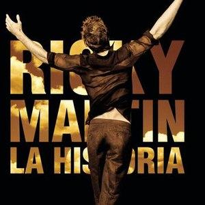 Ricky Martin альбом La Historia