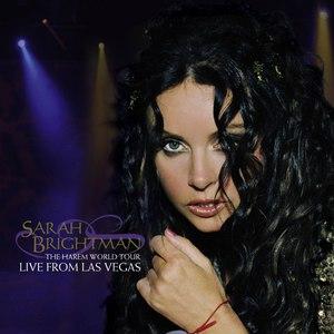 Sarah Brightman альбом The Harem World Tour: Live from Las Vegas