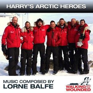 Lorne Balfe альбом Harry's Arctic Heroes