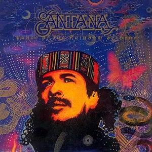 Santana альбом Dance Of The Rainbow Serpent