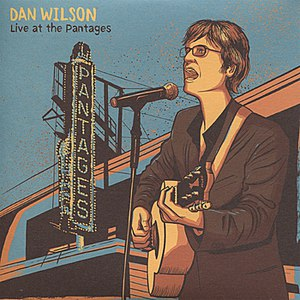 Dan Wilson альбом Live At the Pantages