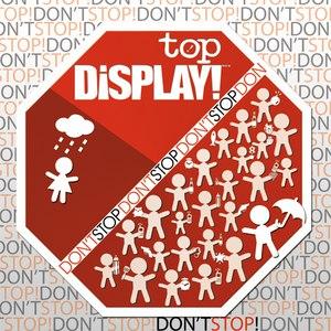 Top-Display! альбом Don't Stop