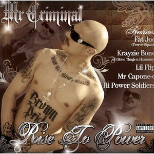 Mr. Criminal альбом Rise To Power
