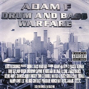 Adam F альбом Drum and Bass Warfare