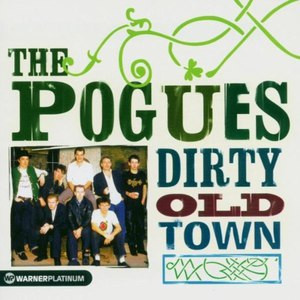 The Pogues альбом Dirty Old Town - The Platinum Collection