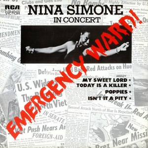 Nina Simone альбом Emergency Ward