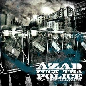 Azad альбом Fuck Tha Police