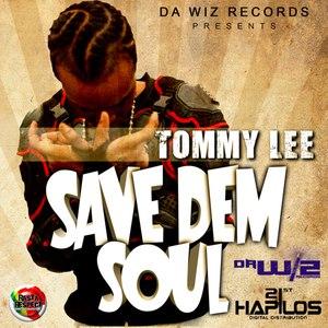 Tommy Lee альбом Save Dem Soul - EP